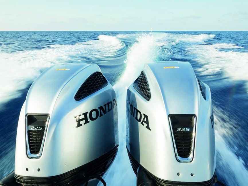 Page 1 of Honda-perämoottorit - varaosat ja tarvikkeet 2021