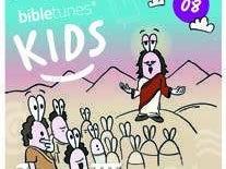 Page 10 of bibletunesKIDS - Schritt für Schritt geht es voran