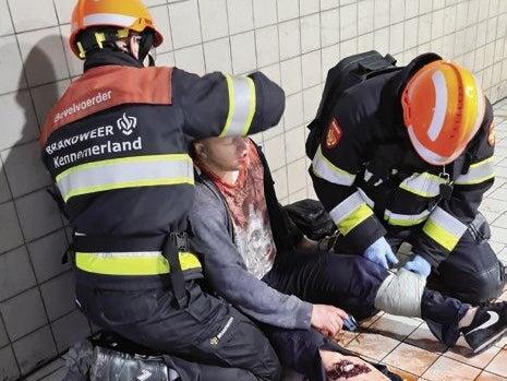 story from: Brandweerkrant van Nederland, maart 2021