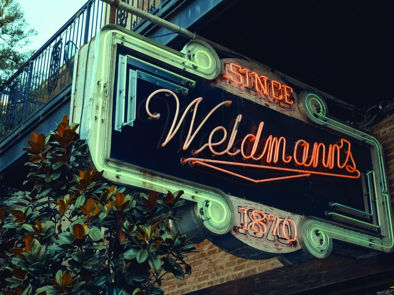 Page 46 of Restaurant Review: Weidmann's
