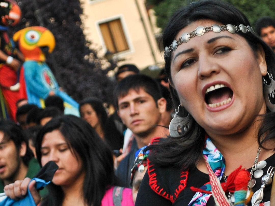 """Page 14 of """"El conflicto Mapuche"""": ¿Puede la violencia llegar al Gran Concepción?"""