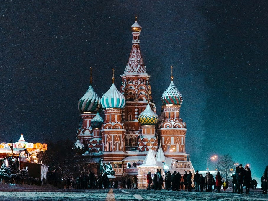 Page 20 of Global City Highlight: Moscow