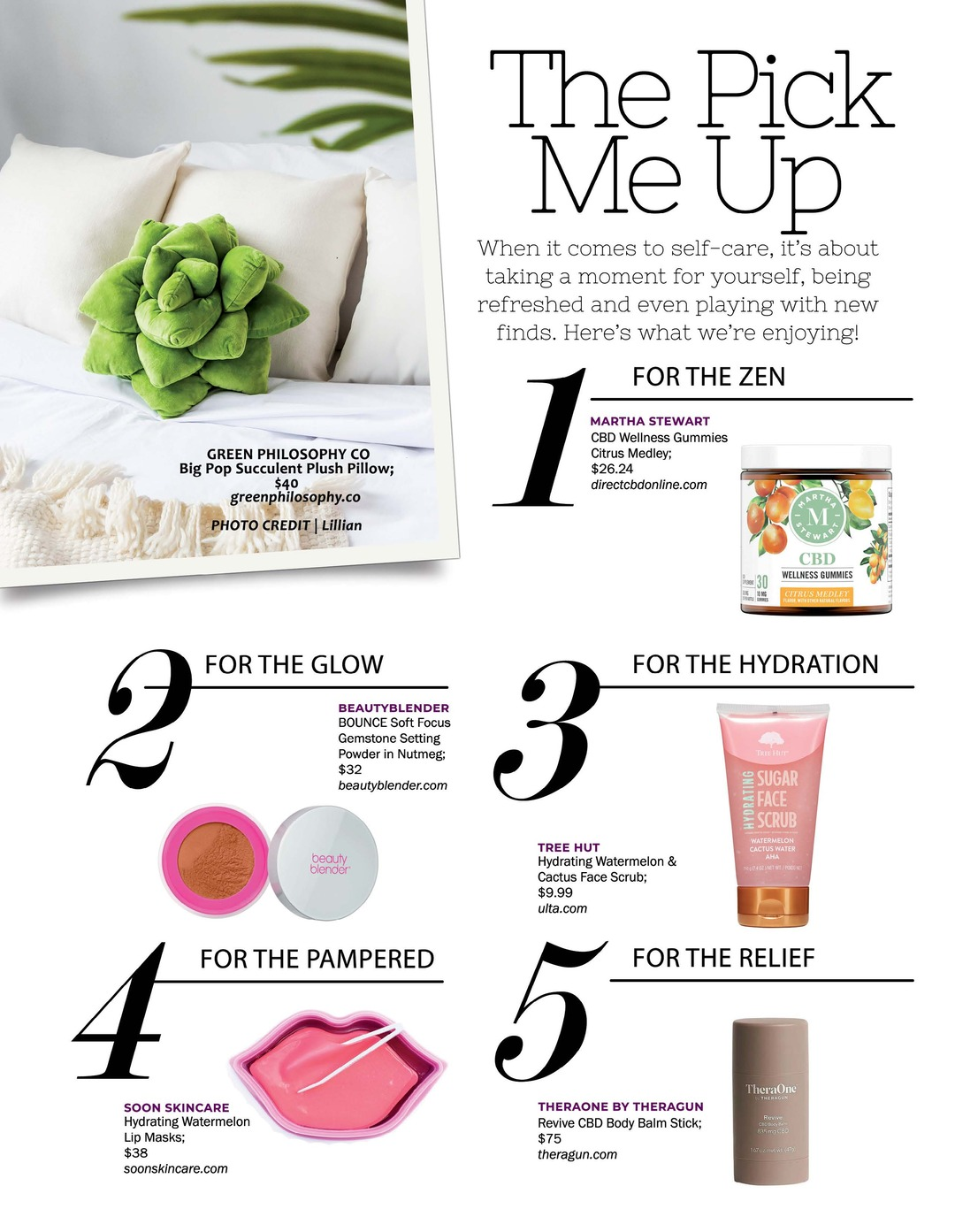 Page 53 of ATHLEISURE MAG #63 MAR 2021   The Pick Me Up