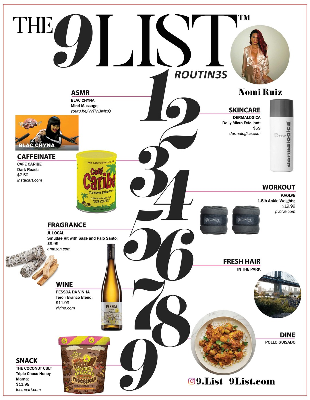 Page 88 of ATHLEISURE MAG #63 MAR 2021   9LIST ROUTIN3S