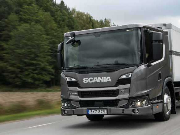 Page 66 of Φορτηγά Αστικών Διανομών: Scania P/L