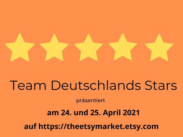 Page 1 of TheEtsyMarket - Team Deutschlands Stars