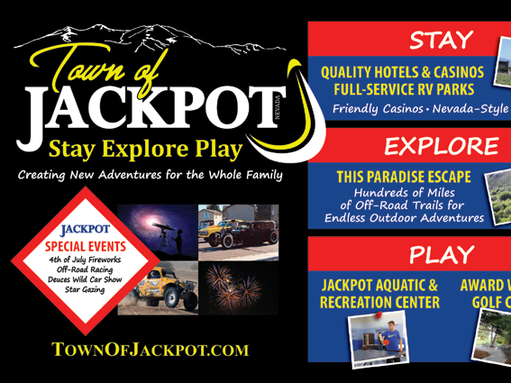 Page 7 of Jackpot, Nevada