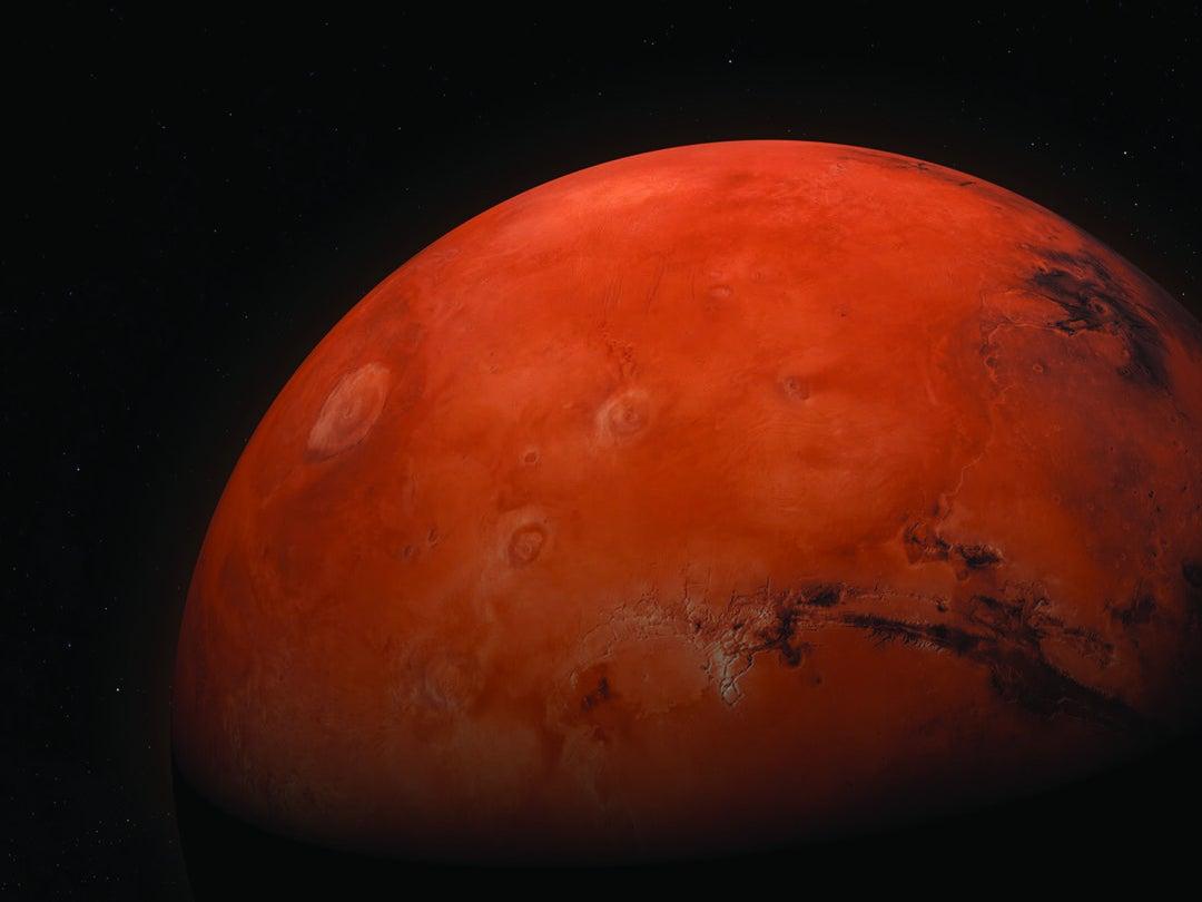 Page 22 of An Idaho Woman on Mars