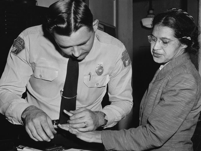 Page 24 of Mrs. Rosa Parks: A Forever Icon
