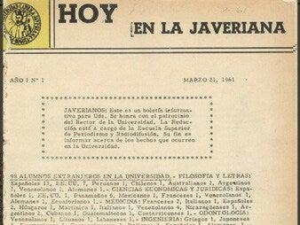 Page 4 of Huellas del itinerario javeriano