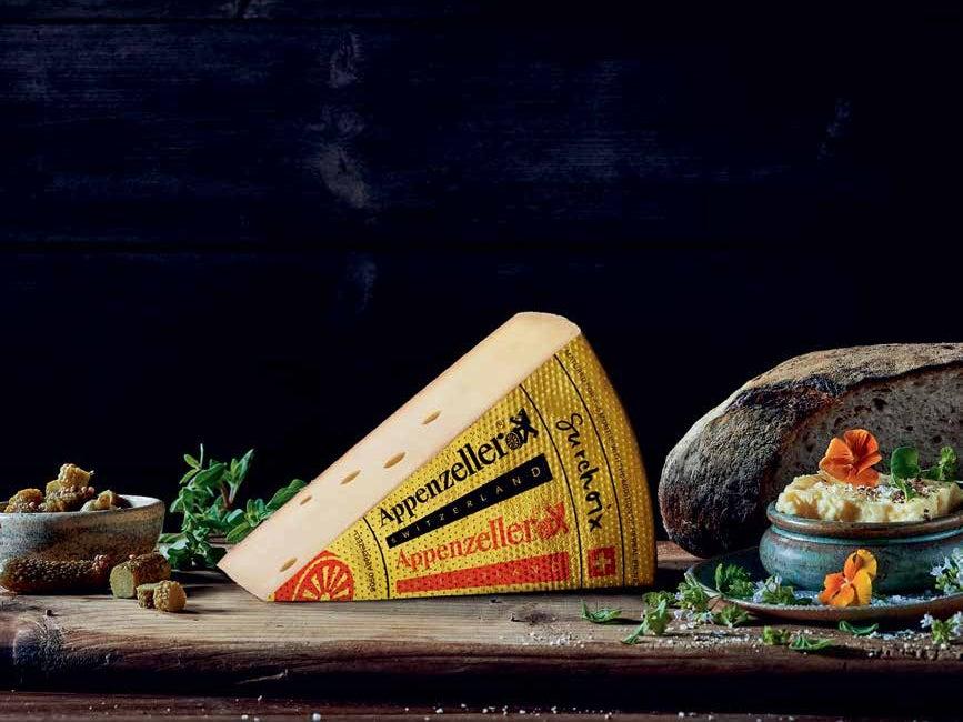 Page 53 of Appenzeller, de pittige kaas uit Zwitserland