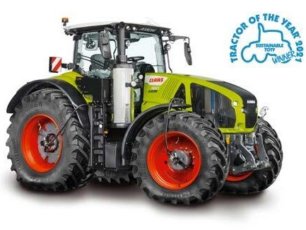 Page 10 of AXION 960 Sustainable Tractor of the Year