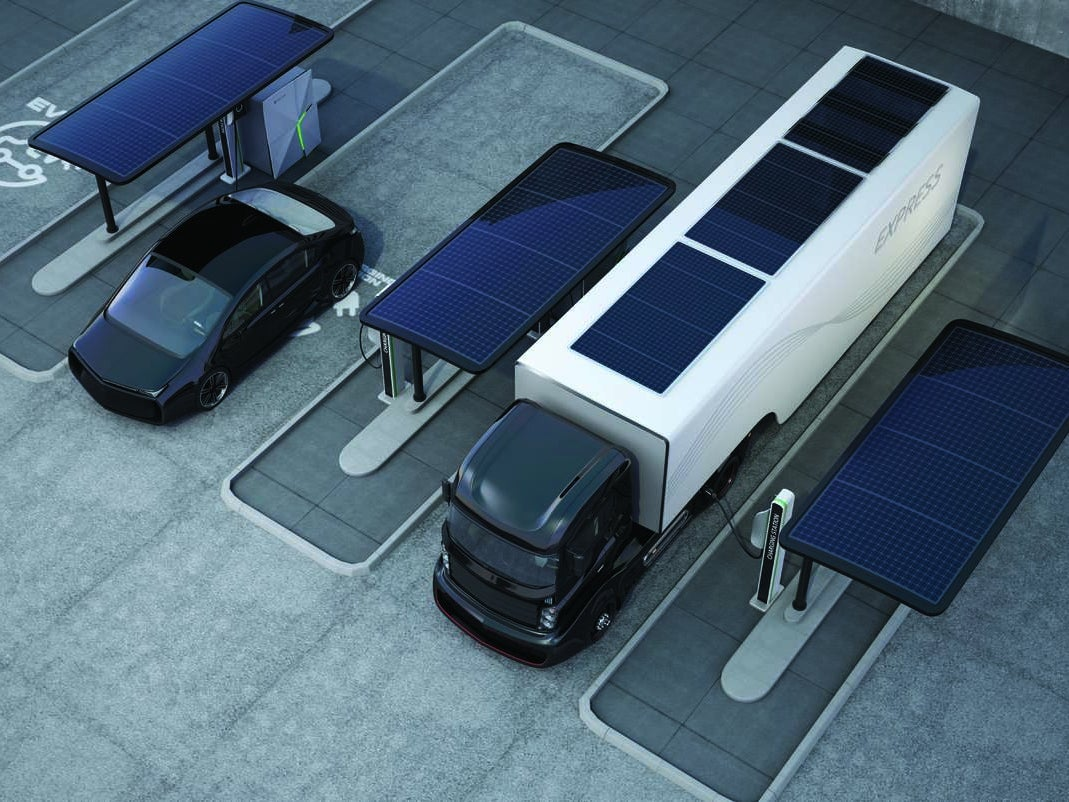 Page 64 of Charging the Kings of the Road: Medium- and heavy-duty vehicle electrification and the utility grid