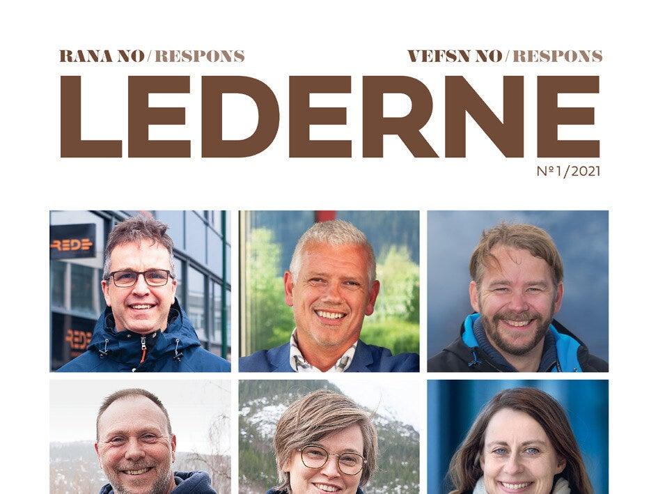 Page 1 of Lederne Helgeland