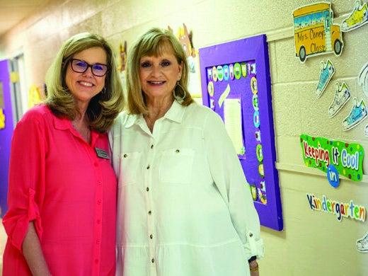Page 1 of St. Joseph teachers celebrate retirement!
