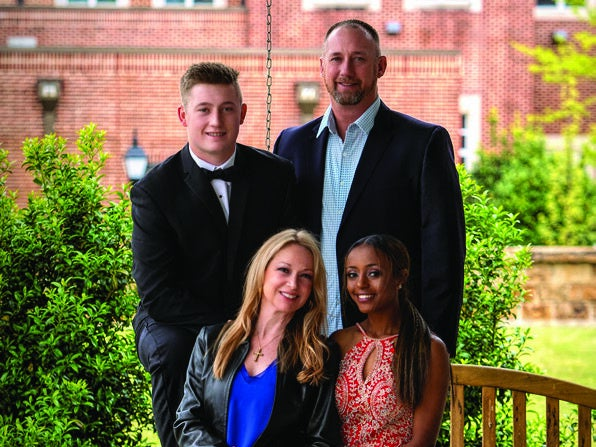 Page 1 of Our Faulkner Fam: The Holmes Family