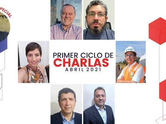 Page 40 of ANEIC: Primer Ciclo de Charlas - Abril 2021