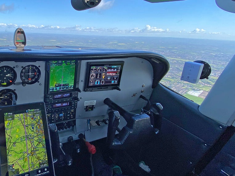 Page 60 of Top Gear ForeFlight Sentry
