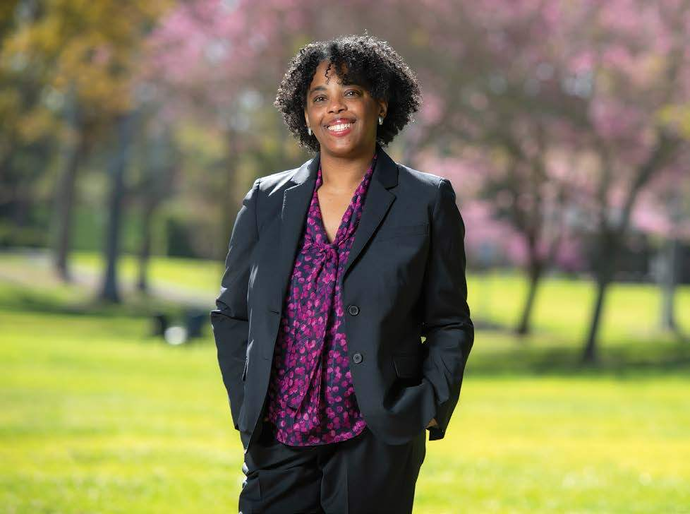Page 16 of Q&A: Marcelle Hayashida Associate vice chancellor for wellness, health & counseling services