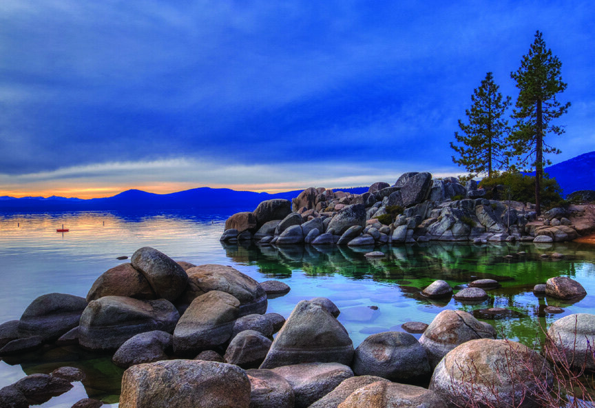 Page 14 of Lake Tahoe Visitor Guide Summer/Fall 2021