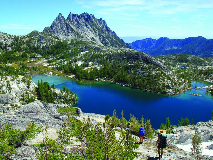 Page 52 of Washington's Seven Most Scenic Hikes