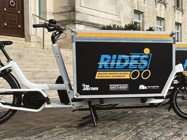 Page 7 of New electric cargo bike hire scheme available