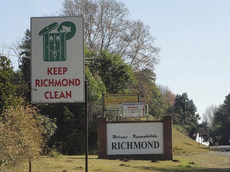 Page 66 of Richmond Local Municipality