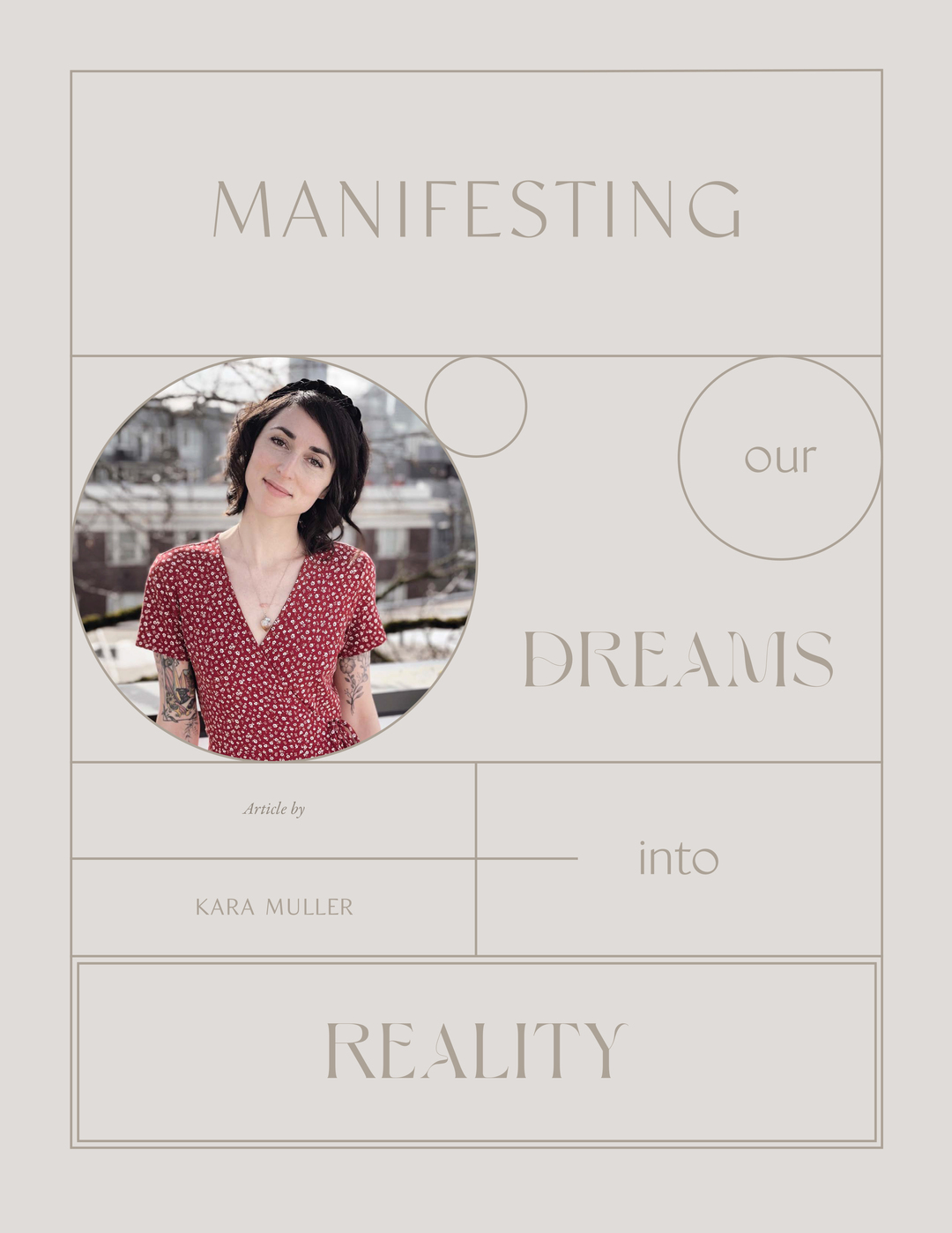 Page 12 of Elle Leva Magazine - Dreams, Issue 1