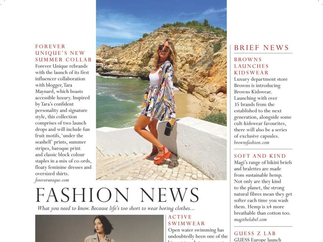 Page 22 of Fashion News