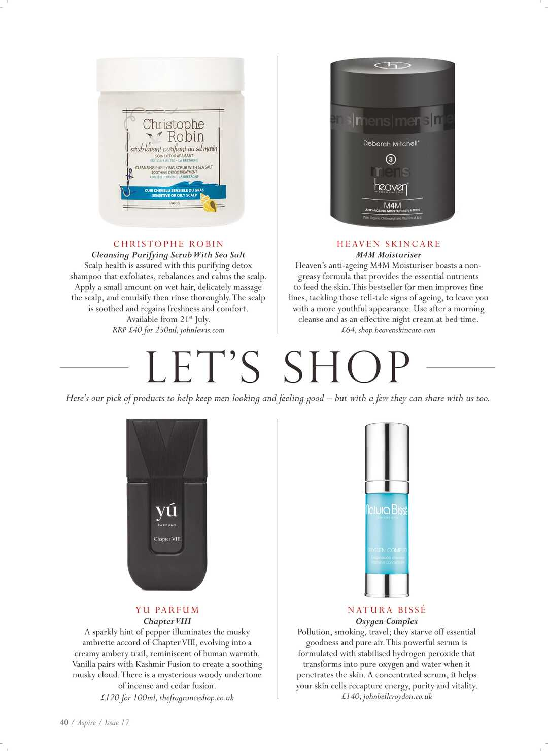 Page 40 of Let's Shop Health & Beauty