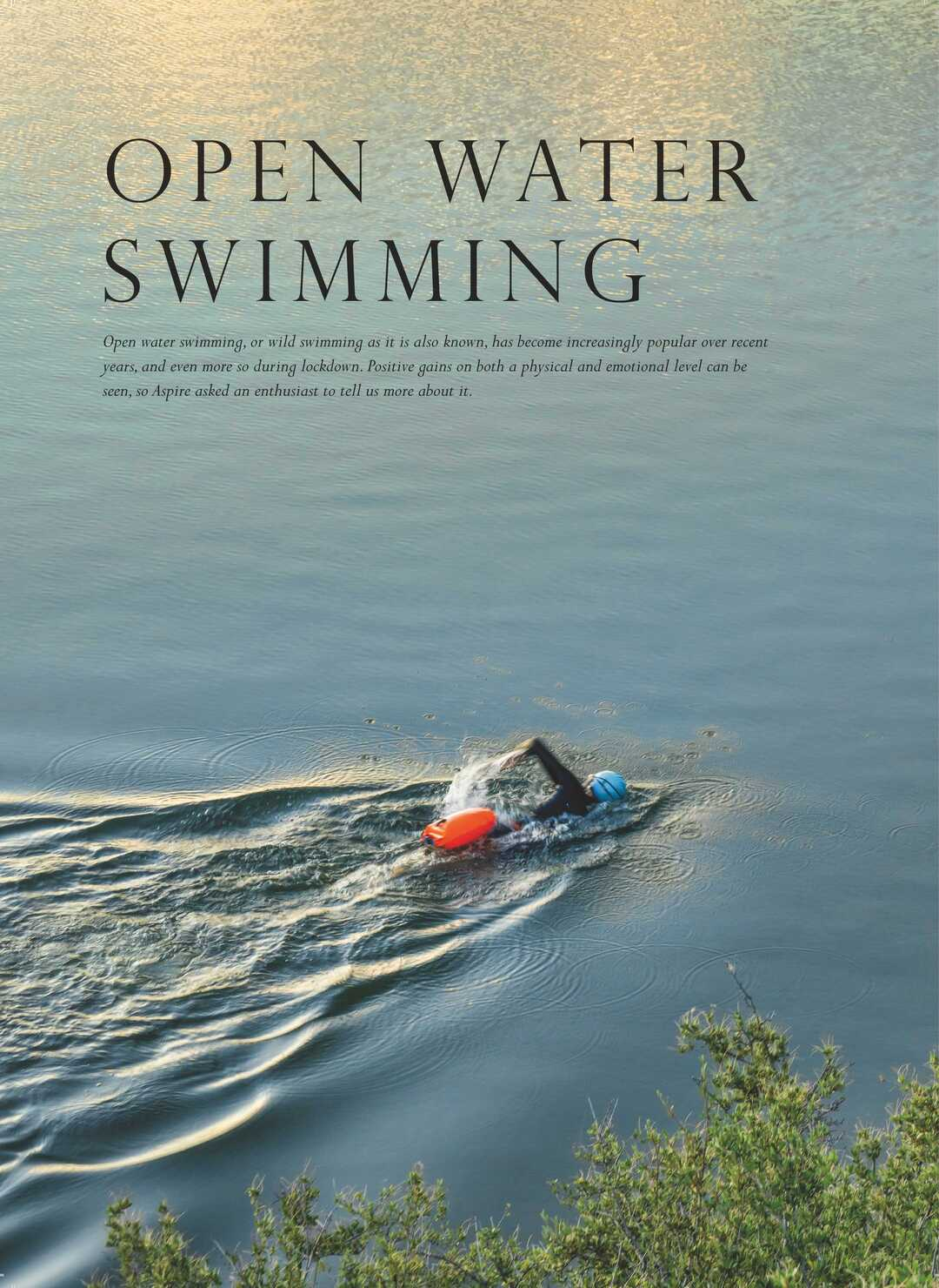Page 42 of Open Water Swimming