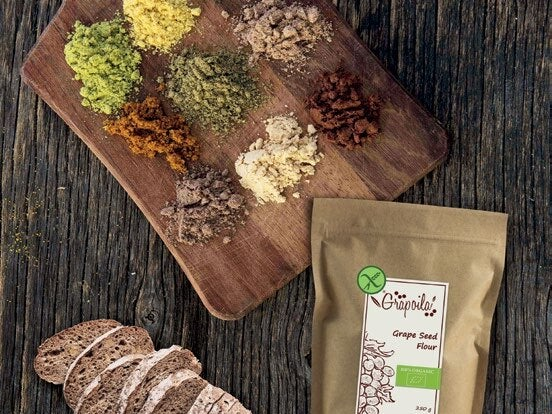 Page 40 of Grapoila Gluten Free Seed flours