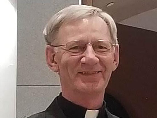 Page 1 of A Letter From Our Pastor: Introducing Our New Parish Stewardship Newsletter