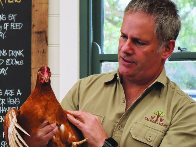 Page 51 of TALKING HENS - How to keep your hens happy in winter