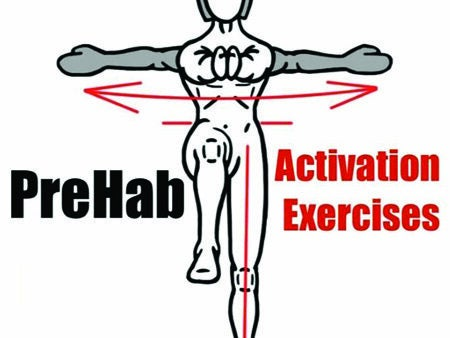 Page 11 of PreHab - Activation Exercises