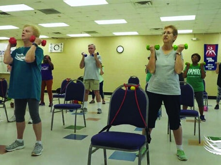 Page 6 of Staying fit in retirement can reduce health care costs