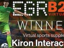 Page 8 of Kiron Interactive Wins 'Best Virtual Sports Supplier' at EGR Awards 2021