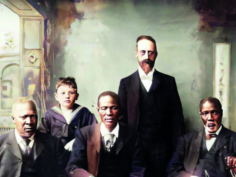 Page 10 of New school resource to uncover secret Black History of Brighton