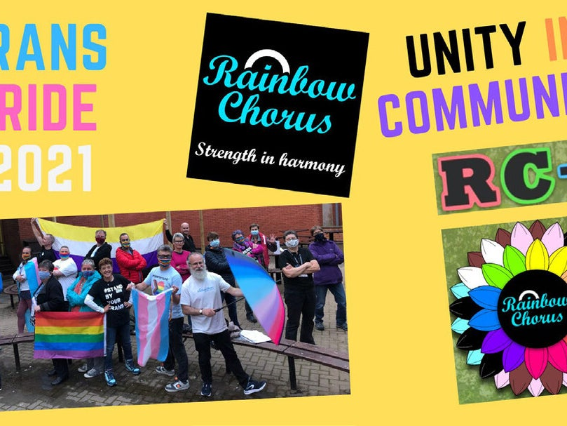 Page 11 of Rainbow Chorus, Brighton's LGBTQ+ mixed choir, opens Trans Pride Brighton & Hove with video message