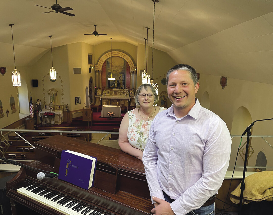 Page 4 of MEET NATHAN KOSBAU: Sharing Talents and Bridging the Faith from Generation to Generation