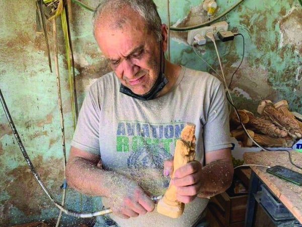 Page 8 of St. Joseph Project Hopes to Put Christian Carvers Back to Work in Bethlehem