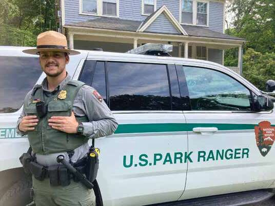 Page 60 of Meet the Rangers of Minute Man National Historical Park