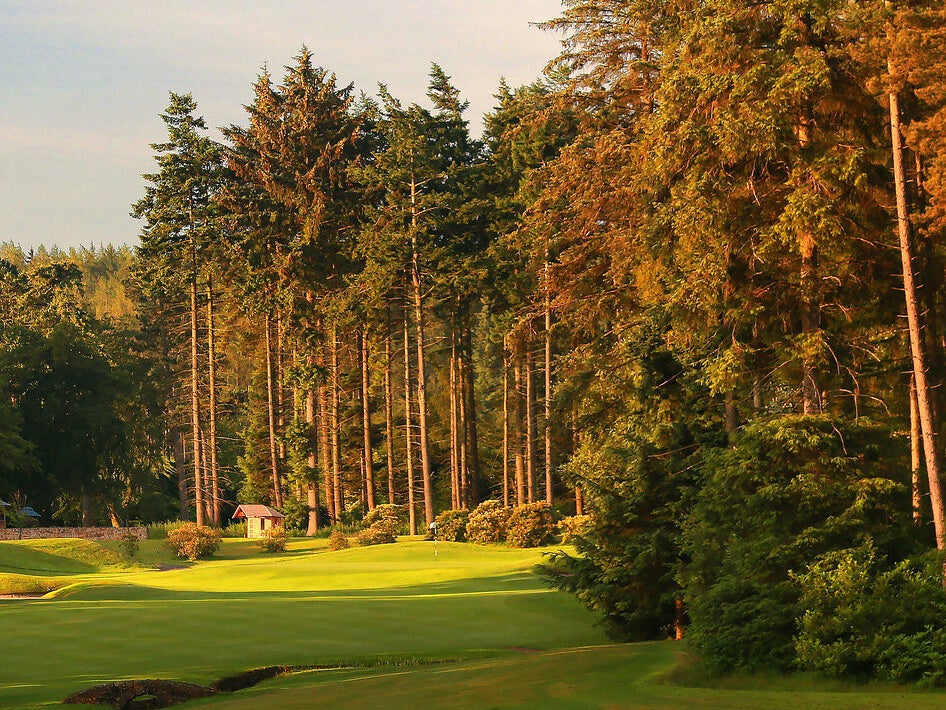 Page 4 of EUROPRO TOUR HUNTING FOR BIG FINISH AT 'THE AUGUSTA OF THE NORTH'