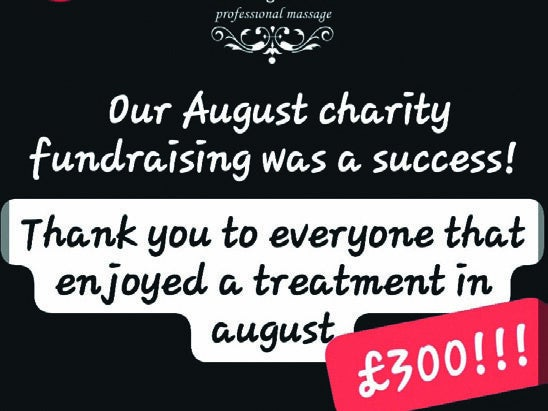 Page 5 of Relaxing Kneads Professional Massage raises £300 for LGBTQ+ charities